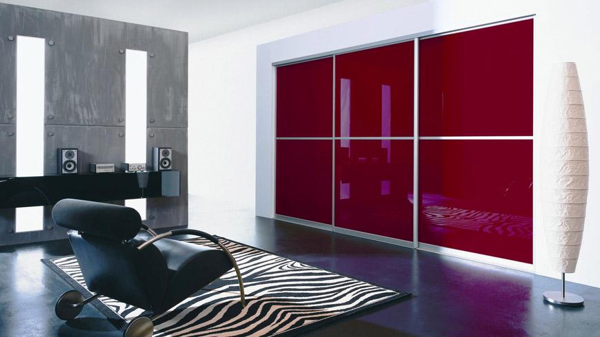Выбираем встроенный шкаф-купе - Мебель на заказ